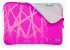 "30 X 15"" TABLET LAPTOP SLEEVE GREENSMART NEOGREENE IPAD MACBOOK FULL CASE PINK"