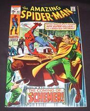 AMAZING SPIDER-MAN #83 VF- (7.5) 15¢ cover Marvel Comic | Schemer