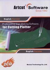 Artcut 2009 pro filo software versión completa para trazadores plotter de corte