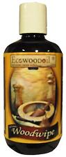 Oil for Wood - Food Safe - Chopping Boards Ecowoodoil Woodwipe  Wood Wipe 250ml
