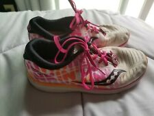 Saucony Dunkin Donuts Tennis Shoes Girls Size 2M
