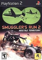 Smuggler's Run 2: Hostile Territory Ps2 PlayStation 2 Game Only 2n T-Kids