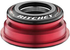"Ritchey Superlogic Zero Press-Fit Ceramic Headset - Tapered from 1 1/2"" - 1 1/8"""