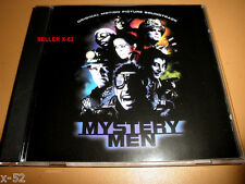 Mystery Men soundtrack Cd Violent Femmes Bee Gees trammps Ben Stiller mothrsbaug