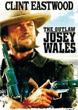 The Outlaw Josey Wales (1976) Clint Eastwood cult western movie poster print 5