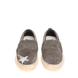 RRP €340 GOLDEN GOOSE DELUXE BRAND SEASTAR Leather Sneakers EU39 UK6 US9 Treated