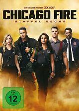 Chicago Fire - Season/Staffel 6 # 6-DVD-BOX-NEU