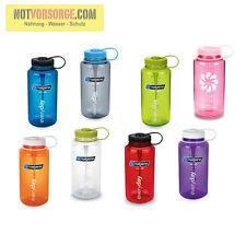 NALGENE Everyday 1 L Weithals Trinkflasche Wasserflasche Trink Flasche WASSER