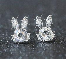 Sweet temperament lovely Bunny earring earrings earrings female A058