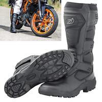 ONeal Sierra WP Boot Motorrad Touren Stiefel Wasserdicht Adventure Straße Enduro