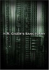 NEW H.R. Giger's Sanctuary (DVD)