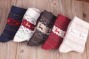 NEU 6 Paar Thermo Damen Warme Winter Frottee Socken Mädchen 39 40 41 42 Baumwoll