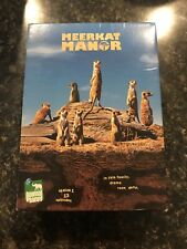 Animal Planet Meerkat Manor - 3 Dvds, Season 1, 13 Episodes