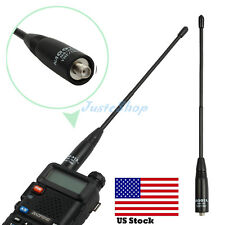 144/430 MHz Baofeng NA-701 Radio Antenna 2.5dB Gain BF-888S SMA-F Antenna UV-5R