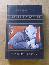MICHEL FOUCAULT biography by David Macey - 1st 1993 HCDJ philosophy - fine