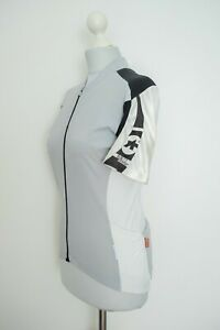 Ladies Assos SS 13 Cycling Jersey Full Zip Size M