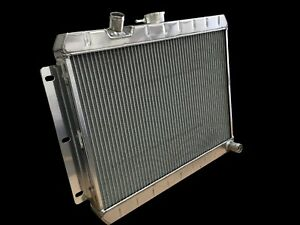 Triumph 2000 Aluminium radiator