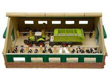 Kids Globe Wooden Farm Shed  Scale 1 87
