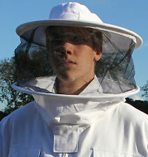 Spare Round Veil for Jacket or Suit -  Replacement Round Veil for Beekeeping