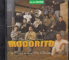Banda Sinaloense Mocorito Te Reto a Que Me Olvides CD New Nuevo Sealed