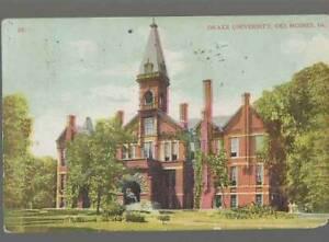 [-1030] Drake University Des Moines IA - 1908