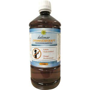 Orangenkraft Orangenreiniger-Konzentrat mit Orangenöl 1 L
