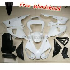 FIT For YAMAHA YZF 1000 R1 YZF-R1 YZFR1 98-99 Unpainted ABS Fairing Cowling Body
