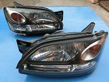 JDM Head Light HID Subaru Liberty Legacy B4 BE5 BH5 BH9 Kouki SMOKE OEM 1 Pair