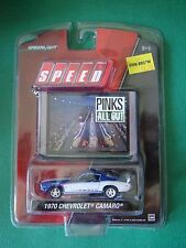 Greenlight Collectibles Speed Pinks All Out 1970 Chevrolet Camaro MOC 1.64