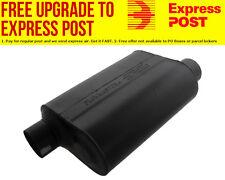 "Flowmaster Super 40 Series Delta Flow Muffler 3"" Offset Inlet / Offset Outlet"