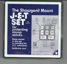 SHOWGARD BLACK JET SET PACK #US2 LOT 1180