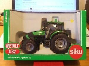 SIKU 3055 Deutz-Fahr Agrotron K110 Tractor, 1:32, BNIB