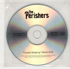 (GW655) The Perishers, Trouble Sleeping - 2006 DJ CD