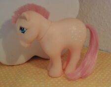 My little Pony G1 Cotton Candy MACAU - not perfect but super rare! POOR GIRL :(