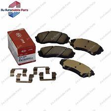 Genuine Kia CARNIVAL, GRAND CARNIVAL 2006-2010 Front Brake Pads 58101 4DA00