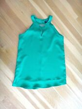 The Limited Halter Top - Green - Size PXXS