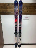 Armada Purpple  174 cm Ski + Atomic 10 Bindings Winter Sport Fun Outdoor Snow