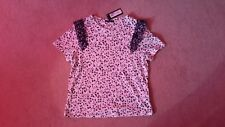 LIMITED EDITION BY MARKS&SPENCER IVORY MIX FLORAL TOP SIZE 16 RRP £15