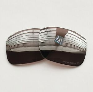 Oakley Holbrook Prizm Daily Polarized Replacement Lenses Authentic 101-129-001
