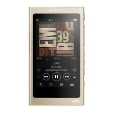 SONY NW-A45 NM Walkman A Series 16GB Pale Gold 2017 Fast Shipp From Japan EMS