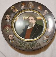 "CHARLIE'S DICKENS ROYAL DOULTON  Decorative 10 1/2"" COLLECTOR  PLATE  D6306"
