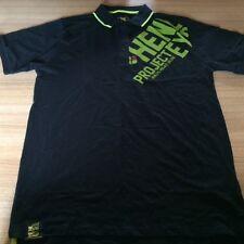 Henleys Designer Mens Polo Shirt Casual Collared Top Short Sleeved T Shirt M/L