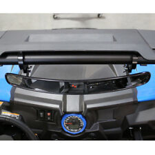 "Clamp ATV UTV 15"" Rear View Race Mirror For Polaris Yamaha Honda 75"" OD Bar"