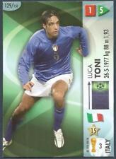 PANINI FIFA WORLD CUP-GOAAL 2006- #129-ITALY-LUCA TONI