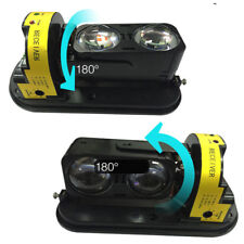 Indoor / Outdoor IR Beam Infrared Invisible Barrier Detector 100m Alarm Hot Sale
