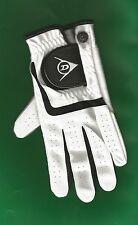 New Dunlop Flex Left Hand Golf Glove White in Size Ladies Small