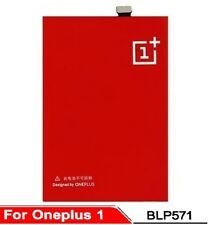 GENUINE ONEPLUS ONE BL-P571 3100MAH LI-POLYMER  BATTERY - 2017 STOCK