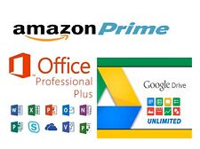 EDU-Email-Address UNLIMITED Google DRIVE +6 MONTHS AMAZON PRIME FREE SHIPPING