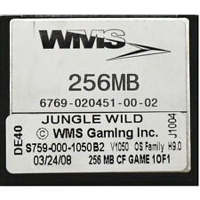 WMS BB Software Jungle Wild Game Card (BB-KIT-012)