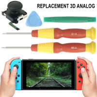 Joystick Thumbstick Ersatz 3D Analog für Nintendo Switch Joy-Con Controller DE